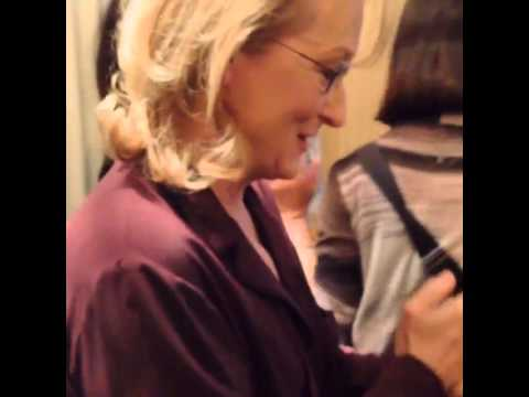 Meryl Streep | August: Osage County Press Conference 25.11.13
