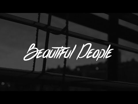 Download Ed Sheeran  Beautiful People Lyrics feat Khalid