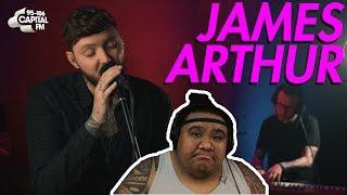 James Arthur - Can I Be Him (Live) [MUSIC REACTION]