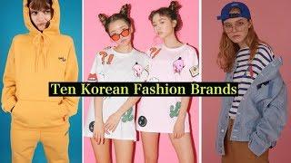 My Favorite Online KOREAN FASHION Stores