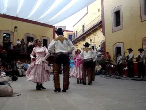 Coahuila 3/5: XIV Festival Zacatecas del Folclor Internacional 2009