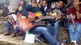 Bintang Kehidupan Acoustic Pengamen Jos - Wonderfull Dieng