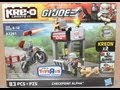 GI JOE KRE-O A3361 Check Point Alpha With Firefly HD Action Figure Review | www.TekSushi.com