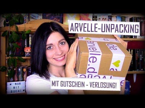 ARVELLE - UNPACKING mit VERLOSUNG // Juni 2018