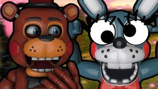 TOY FREDDY REACTS TO: How to Make Five Nights at Eth's NOT Scary!!!