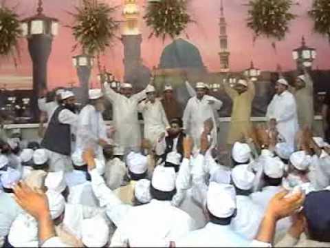 Me Nivan Mera Murshad Ucha Hazrat Khowaja Naveed Hussain Sahib Gujranwala Darbar Post By Sofi Sagheer Ahmed Landhi Karachi Part 1 video