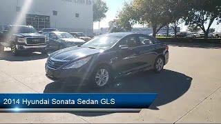 2014 Hyundai Sonata Sedan GLS Arlington  Mansfield  Grand Prairie  Dallas  Fort Worth