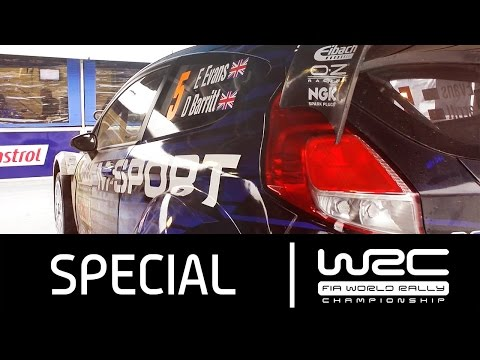 WRC - RallyRACC - Rally de España 2015: Elfyn Evans SPECIAL