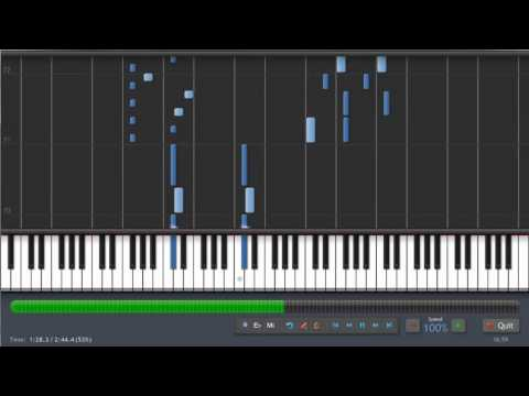 Pokemon Black and White - Elite Four Battle - Piano
