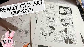 OLD ANIME ART TOUR #1 (2011-2012)