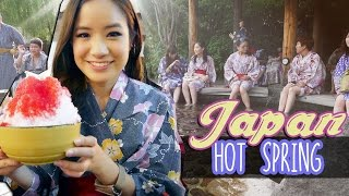 JAPAN VLOG: Japanese Onsen Hotspring in TOKYO