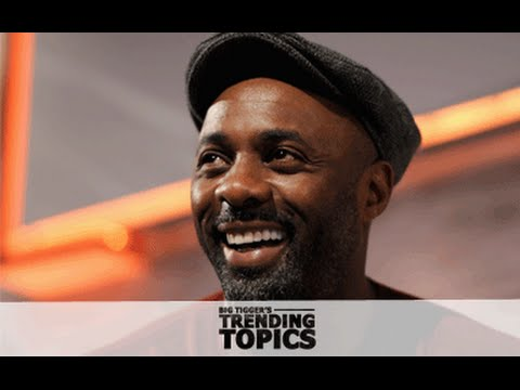 Idris Elba Lends His Directorial Hand To A Televised Musical - Trending Topics