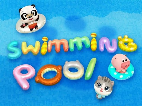 Dr. Panda's Swimming Pool - Best iPad app demo for kids