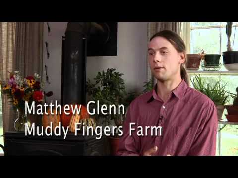 Muddy Fingers Farm - Transplanting and Direct seeding