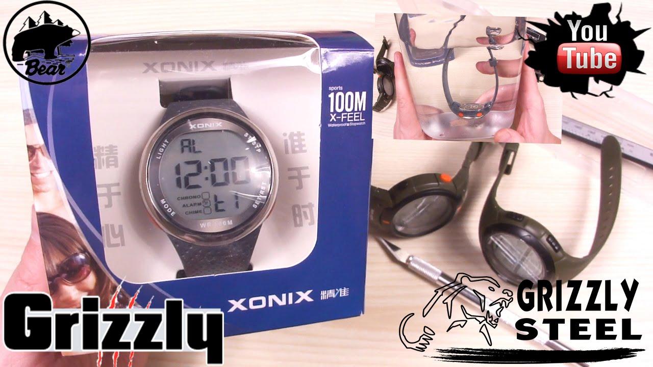 xonix часы инструкция по русски