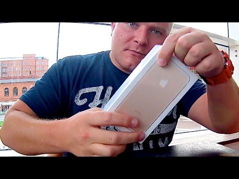 Iphone 7 Zakup W Dniu Premiery, Pierwsze Wrażenia, Test Dźwięku I Wodoszczelności