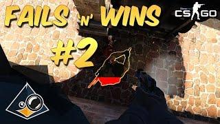 CS:GO - Fails 'n' Wins #2