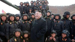 Kuzey Kore ABD Ye Savaş Mı Açıcak?
