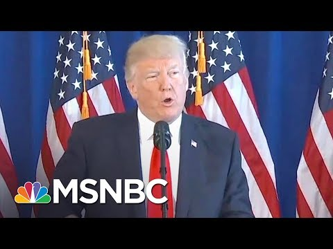 Frank Bruni: Donald Trump Never Takes Responsibility For Anything | Morning Joe | MSNBC