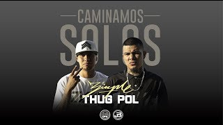 ZIMPLE FT THUG POL // CAMINAMOS SOLOS // VIDEO OFICIAL