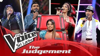 The Judgment | Team Umaria Day 03 | The Knockouts | The Voice Sri Lanka