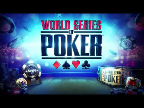World Series of Poker – WSOP Free Texas Holdem APK Cover