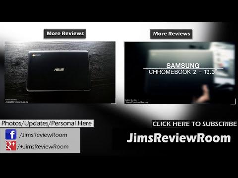 Acer Chromebook 13 - Benchmarks