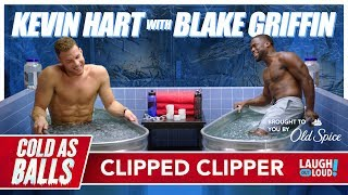 Kevin Hart on Blake Griffin Not Playing for OKC  Cold as Balls  Laugh Out Loud Network