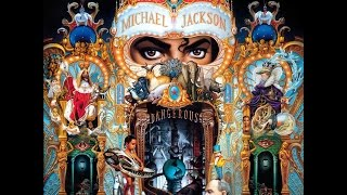 The Scary Hidden Meaning Behind Michael Jackson's Album Cover 'Dangerous' (2015)
