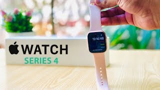 Apple Watch Series 4 Unboxing & Features Heartbeat Test - 1ST Time in Pakistan!! More
