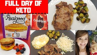 What I Eat In A Day On Keto March 9, 2020