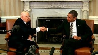 President Obama's Bilateral Meeting with President Napolitano of Italy-white house, 2/15/13