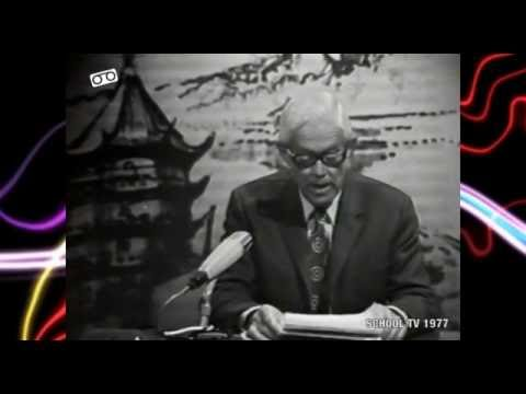 School TV - Leader + Noortje Roll + China met Frits Thors (1977)