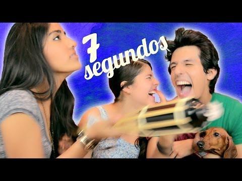 RETO DE LOS 7 SEGUNDOS | 7 SECOND CHALLENGE | LOS POLINESIOS