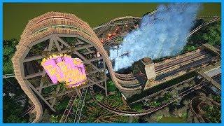 Tiki Tiki Zoom Zoom! Coaster Spotlight 495 | Contest Entry #PlanetCoaster