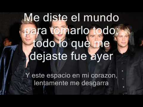 Westlife -How to break a heart