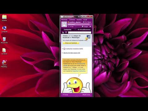 Cómo instalar y utilizar Yahoo! Messenger