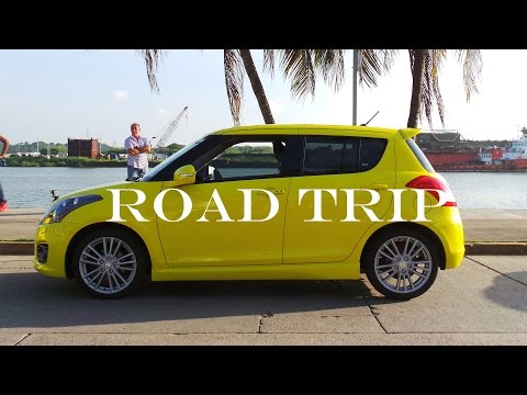 Suzuki Swift Sport | Road Trip Tuxpan | DAY 1 by Club Swift Mexico