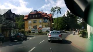 Driving in Poland: Jelenia Góra to Karpacz June 2013