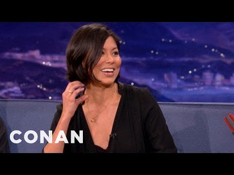 Alex Wagner Breaks Down The Presidential Debate - CONAN on TBS
