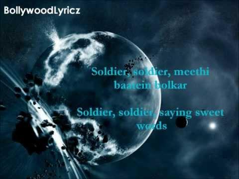 Soldier Soldier [English Translation] Lyrics