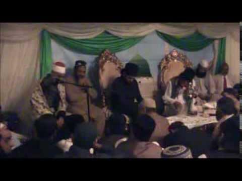 Sheikh Mohammad Ayyub Asif  sura Duha !!!  Truly Amazing!!!!!! Slough Uk 2013 video