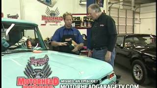 How To Remove Oxidation by Machine Polishing with Mike Phillips on Motorhead Garage