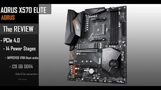 AORUS X570 Elite : Best budget gaming Motherboard. FULL STOP!