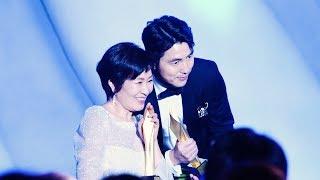 20190501 제55회 백상예술대상 (55th BaekSang Arts Awards) 영화부문 대상 + 수상자 단체사진 - 정우성 (Jung Woo-sung)