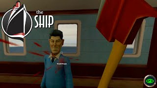 The Ship: Murder Party Fun - Moo and Margaret Saga, Dance Off, Trust Game