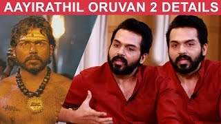 BREAKING: When will Aayirathil Oruvan 2 Start? - Karthi Opens | Dev