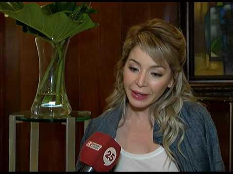 Actriz Katherine Castro confirma película de El Capo en RD si va