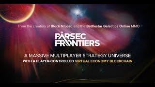BLOCKCHAIN GAME : ParSEC Most Stunning Crypto Game PLATFORM!