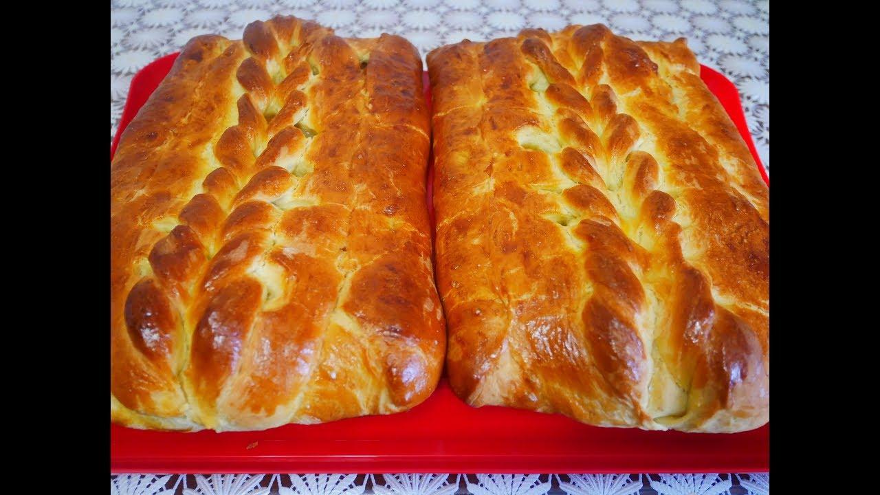 Пирожки из дрожжевого теста в духовке рецепты простые и вкусные